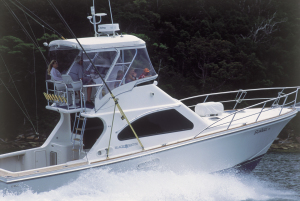Black Watch 36' Boat